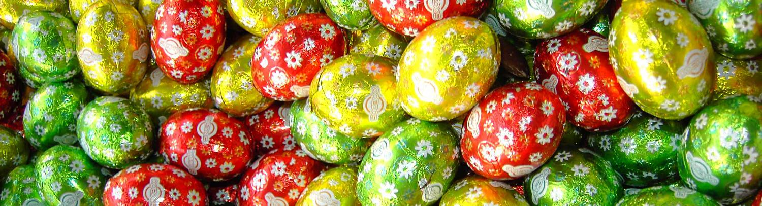 Yorkshire Easter Egg Hunts Galore