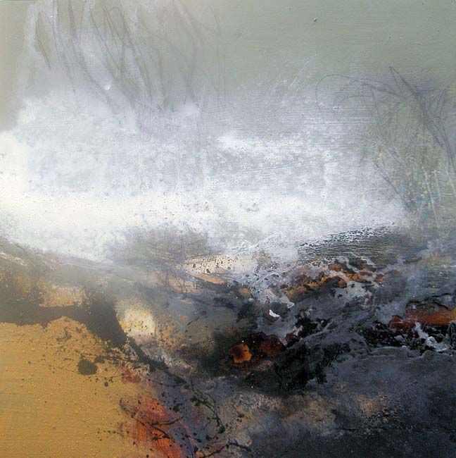 Heather Burning by Debbie Loane - photograph courtesy of NYOS