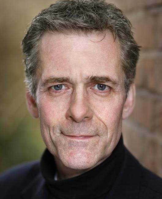 Robert Angell - who plays ex-miner Jack