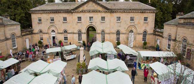Castle Howard Christmas Crafts & Produce Market