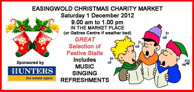 Easingwold Christmas Charity Market
