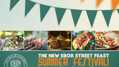 New Ebor Street Feast Summer Festival 2015