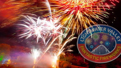 Lightwater Valley Fireworks