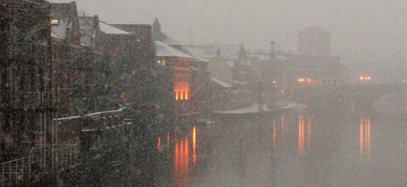 York - the most haunted city in the world? Photograph courtesy of Richard Fox