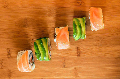 Learn to make sushi at Swinton Park's Cookery School
