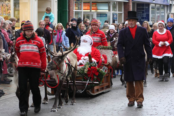 Beverley Festival of Christmas - photo courtesy of East Riding of Yorkshire Council