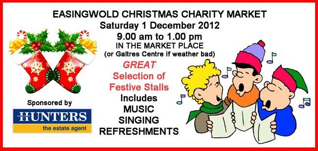 Easingwold Christmas Charity Market