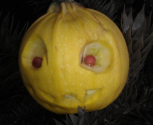 Spooky Pumpkin!