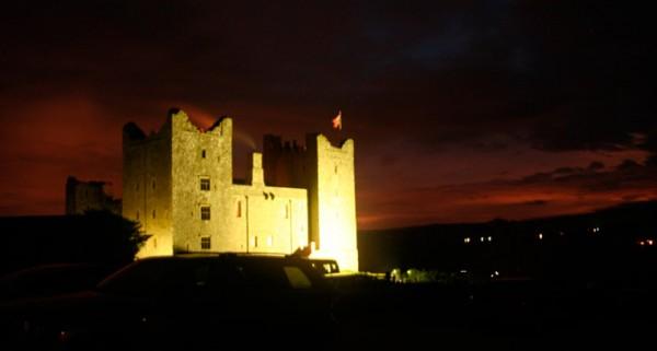 Bolton Castle's Spooky Spectacular