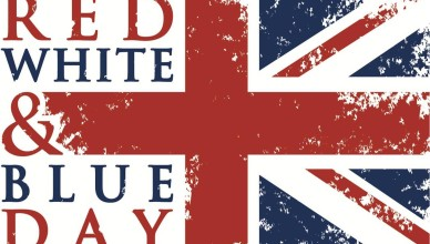Red, White & Blue Day at Lightwater Valley
