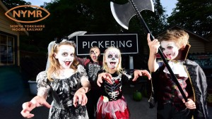 NYMR Halloween Steam & Scream