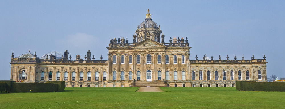 image of Castle Howard as a venue for an event as part of stuff to do in Yorkshire in May