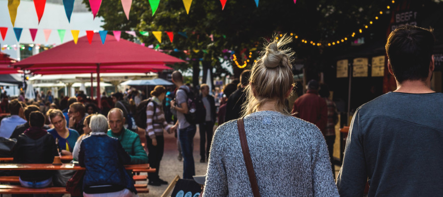 Leyburn food festival