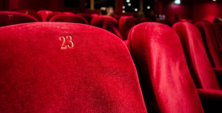 seats at the Ritz cinema