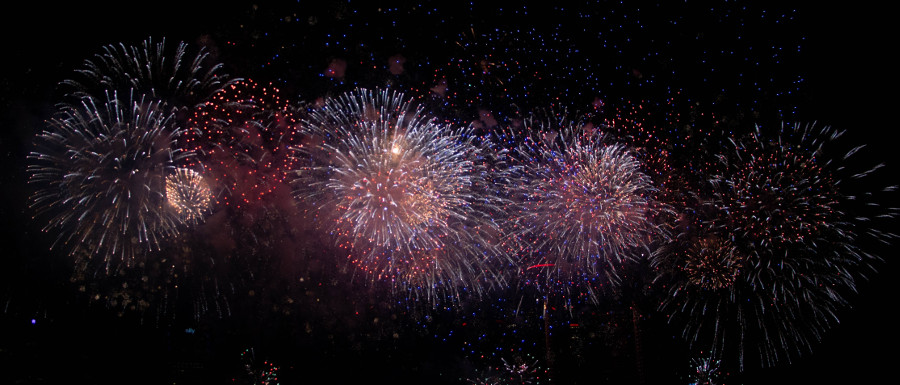 firework display activities in Yorkshire