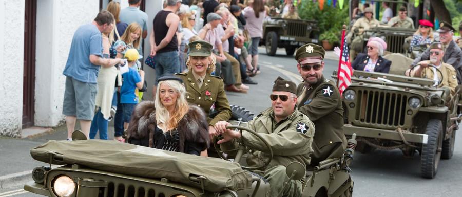 Ingleton 1940s Weekend