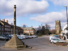 Bedale Cross